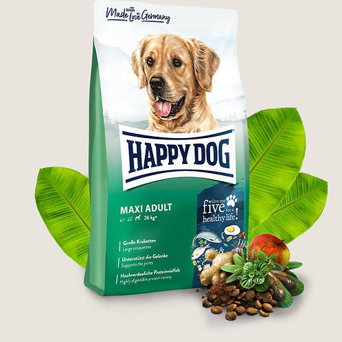Happy Dog Maxi Adult - fit und vital 14 kg