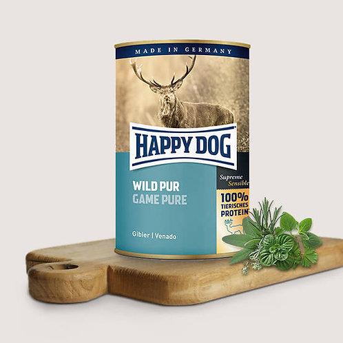 Happy Dog Wild Pur 400g