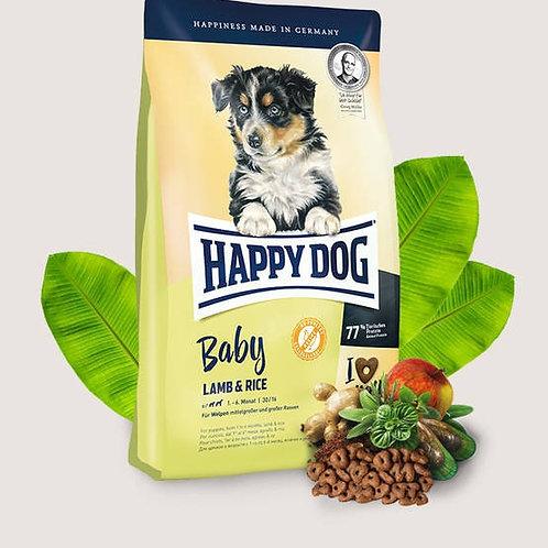 Happy Dog Baby Lamb & Rice 10 kg