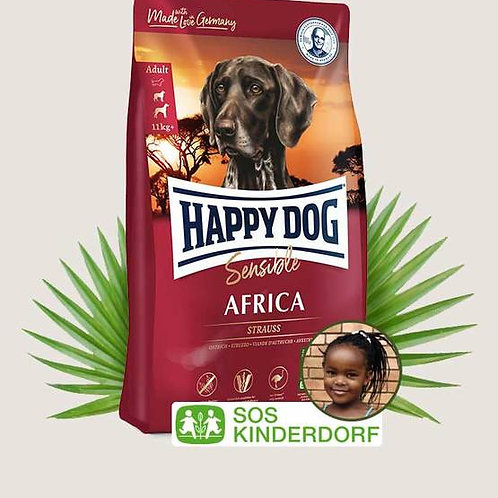 Happy Dog Africa 12.5 kg