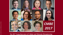 Munson named Cellular and Molecular Bioengineering Young Innovator!