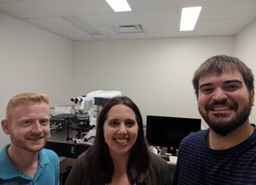 Munson Lab moves into Kelly Hall!