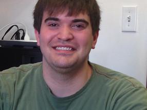 Welcome our new graduate student, Matt Perez!