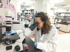 Cora Esparza wins an NSF Graduate Research Fellowship!