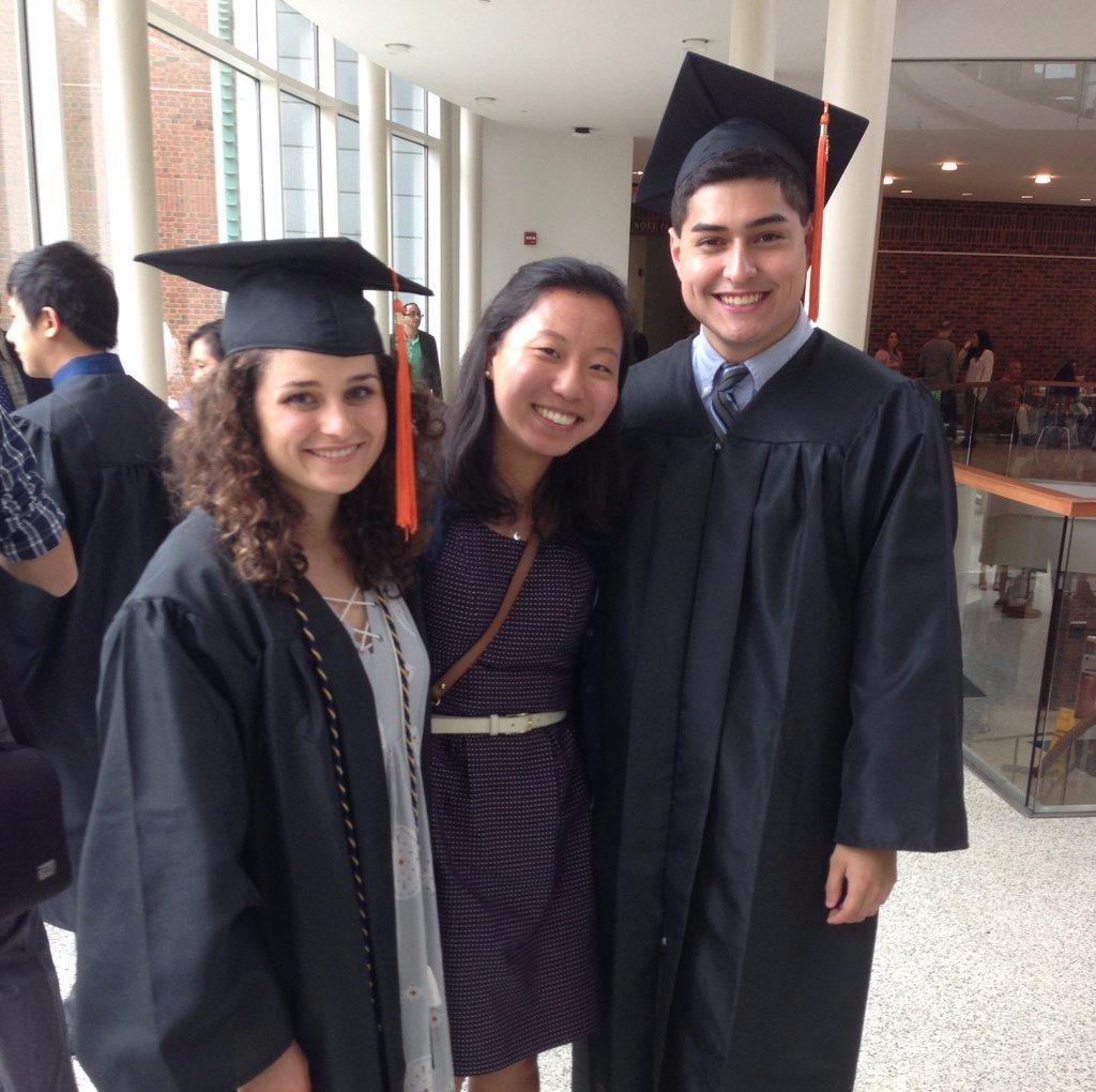 BME Graduation 2016