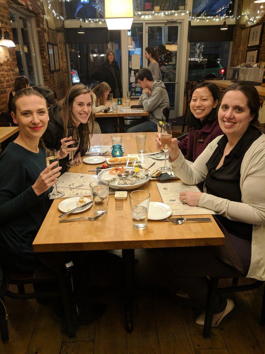 Dinner girls