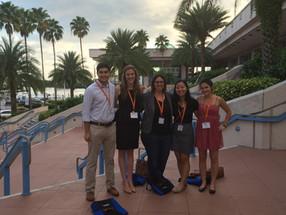 Munson Lab at BMES 2015 in Tampa, FL