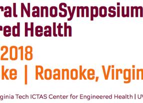 Munson Presents at Virginia Nanosymposium
