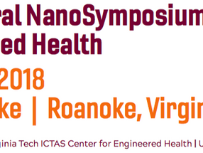 Munson Presents at Virginia Nanosymposium