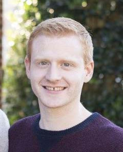 Welcome new research associate, Chase Cornelison