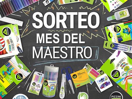 SORTEO OMEP - PIZZINI                       DÍA DEL MAESTRO Premio y bases Sorteo