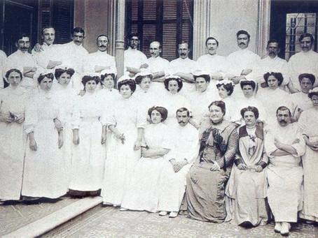 Mujeres con historia - Dra. Cecilia Grierson