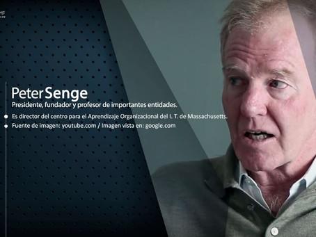 """Peter Senge: """"El profesor del Siglo XXI tiene que enseñar lo que no sabe"""""""