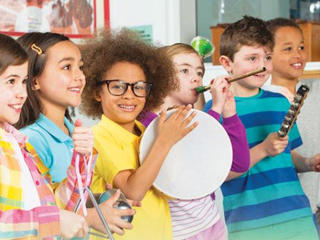 El poder de la música como herramienta de aprendizaje en la educación infantil.