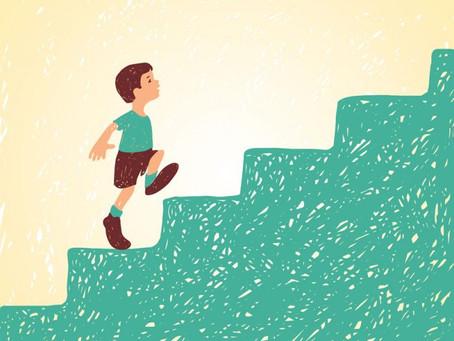 El método de la escalera: Una estrategia para motivar a los niños