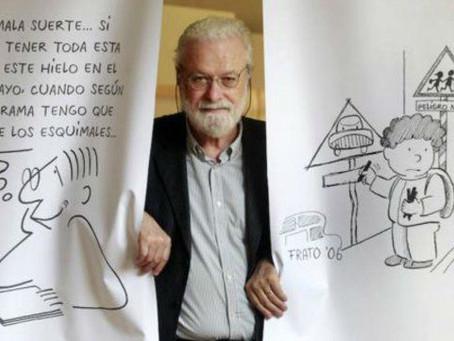 """Francesco Tonucci: """"El error fundamental de este tiempo fue no escuchar a los niños"""""""