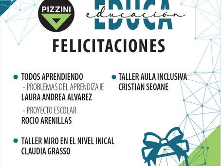 Ganador@s sorteos TALLERES JUNIO Y JULIO