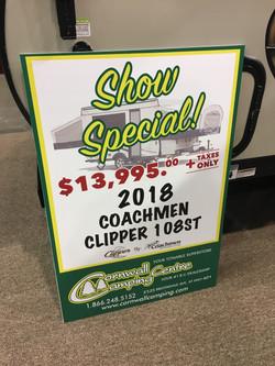 Tradeshow Signage