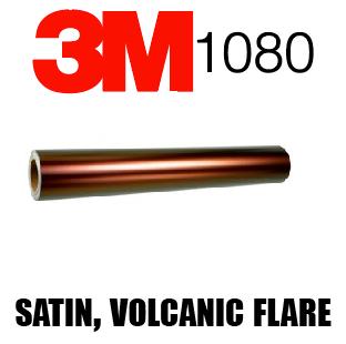 Satin Volcanic Flare