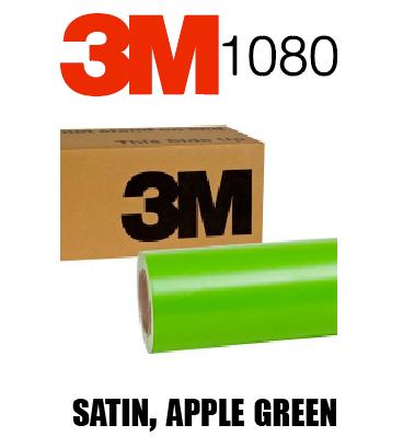 Satin Apple Green