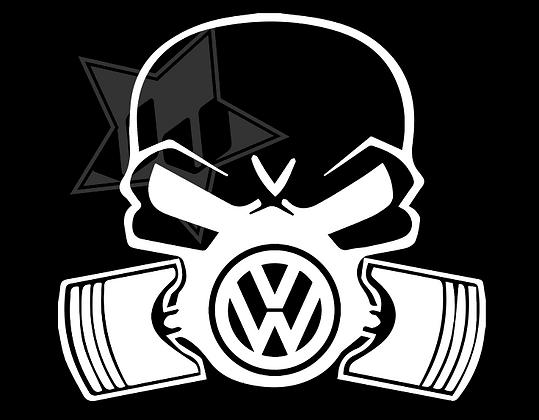 VW PISTON MARK