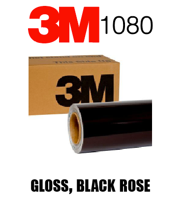 Gloss Black Rose