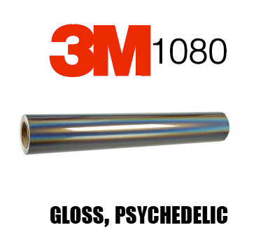 Gloss Flip Psychedelic