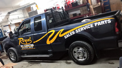 Commercial Truck Graphics