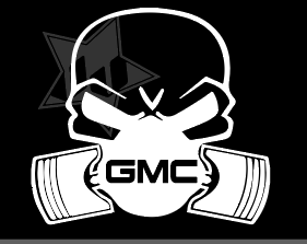 GMC PISTON MASK