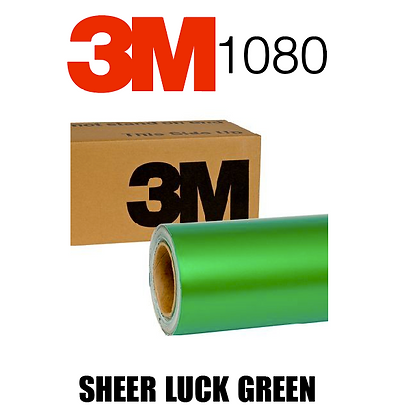 Sheer luck Green