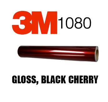 Gloss Black Cherry