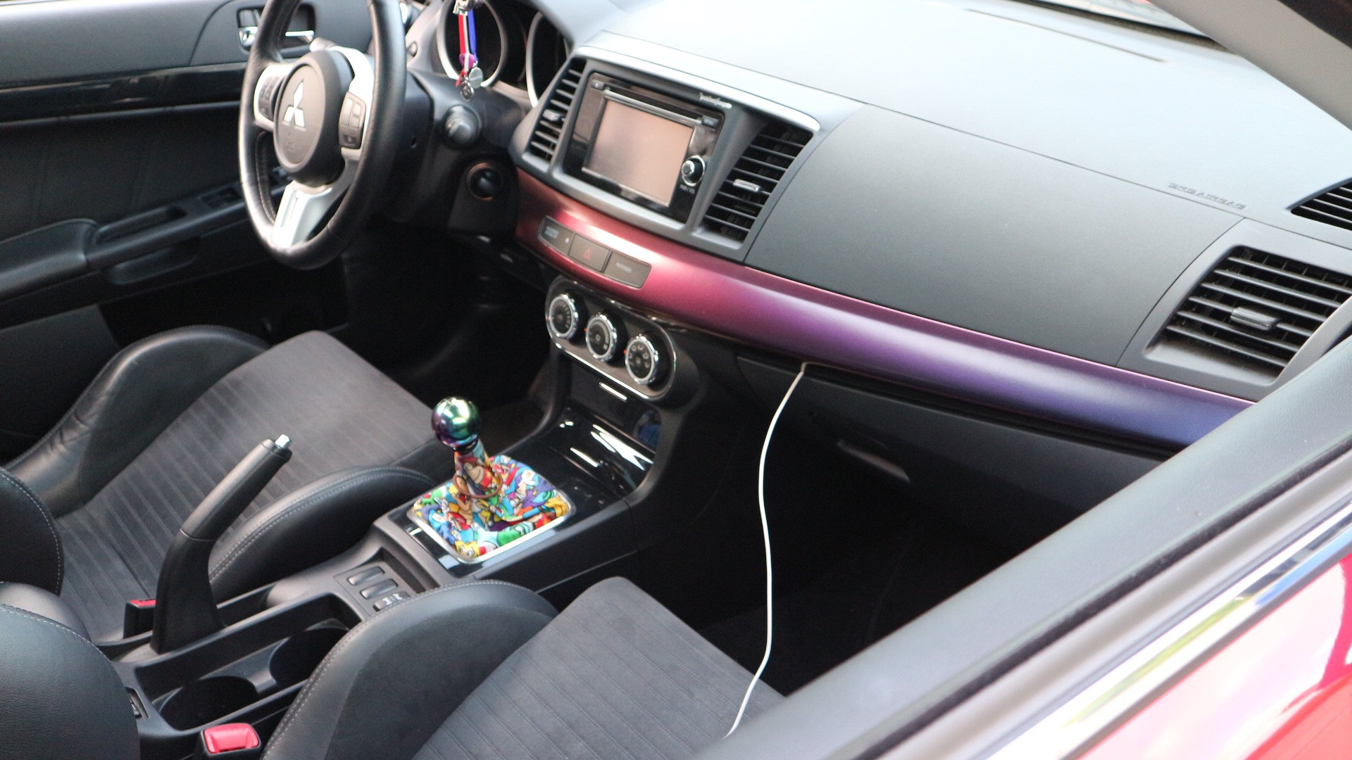 Interior Dash Wrap