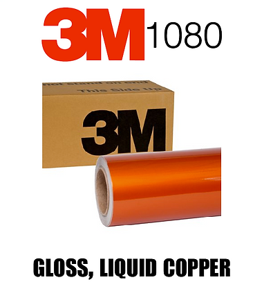 Gloss Liquid Copper