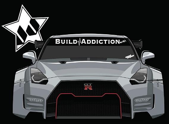 Build addiction Cut letter banners