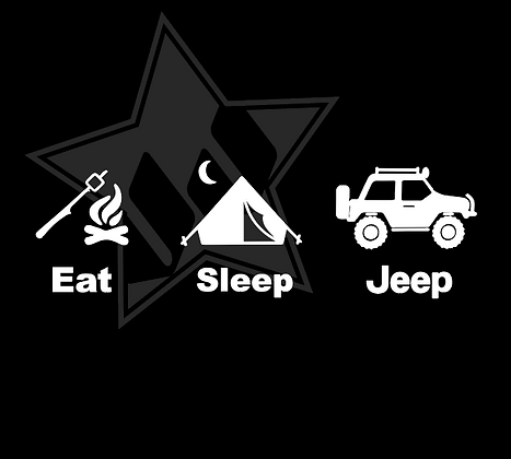 Eat Sleep Jeep