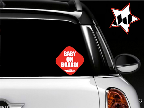 bold baby on board
