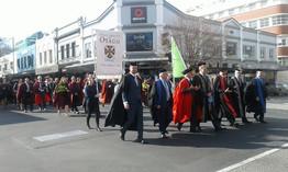 University of Otago Graduation