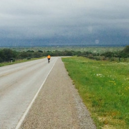 Day 18 - Camp Wood to Kerrville, TX