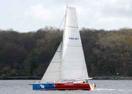 First Day of Sea Trials a Success