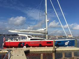 Kiwi Spirit Arrives St. Augustine