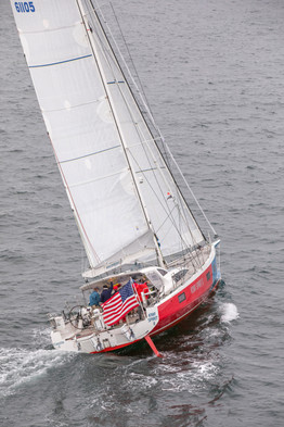 Kiwi Spirit II Shows her Stuff in the classic Newport to Bermuda Race