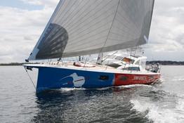 Sea trials this week