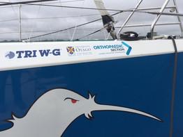 Sponsor Names Go On Kiwi Spirit