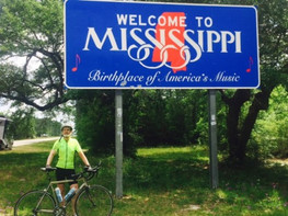 Day 26 - Franklinton, LA to Vancleave, MS