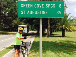 Day 32 - First Sign of St. Augustine