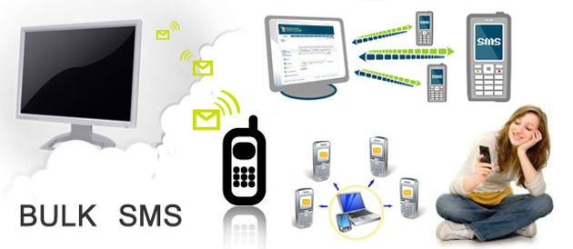 Send and receive SMS online with bulk SMS