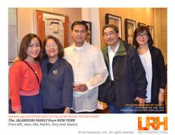 Jalandoni_family on LRH Art Exhibit