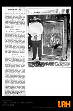 ASIA NEWSWEEKLY EXAMINER 1966_P2