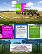 SilviosFarm.com Ad