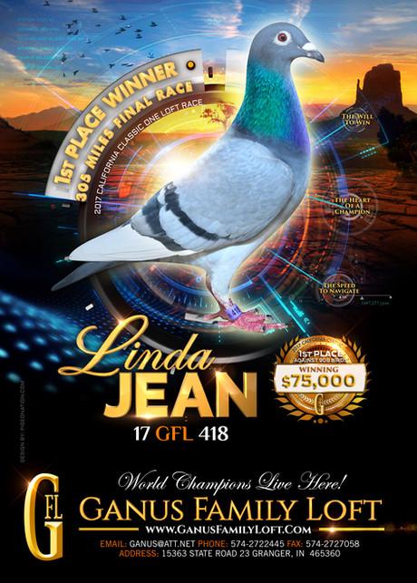 LINDA_JEAN ad for Mike Ganus